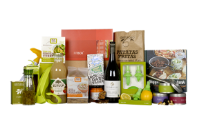 Fitbox kerstpakket Taste