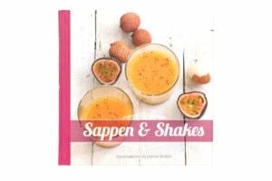 Kerstpakket Boek Sappen & shakes