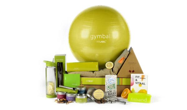 Kerstpakket Balance extra + food