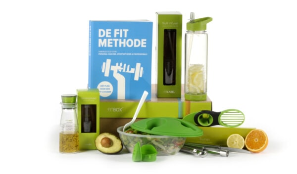 Kerstpakket Healthy food