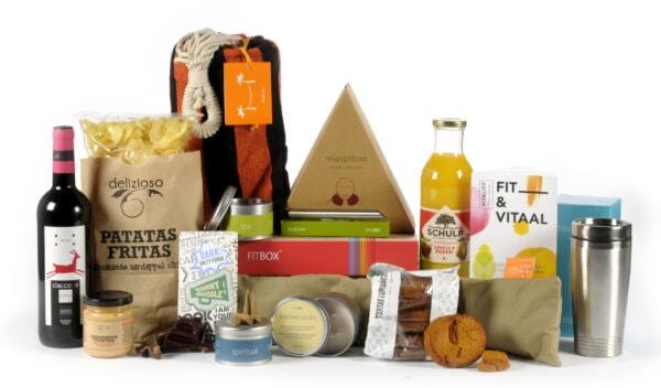 Kerstpakket Relax exclusief + food