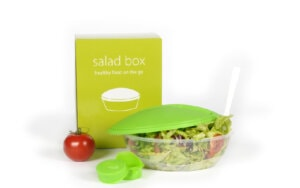 Kerstpakket Salad Box