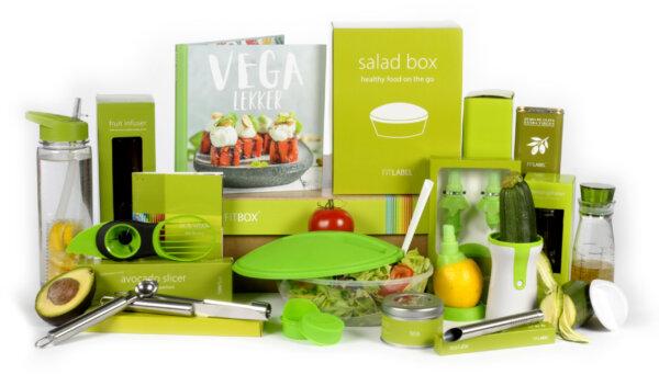 Kerstpakket Vega exclusief