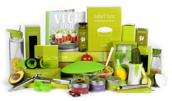 Kerstpakket Vega exclusief + food