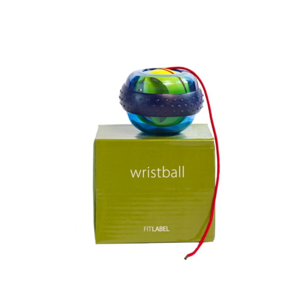 Kerstpakket Wristball VIERKANT JPEG