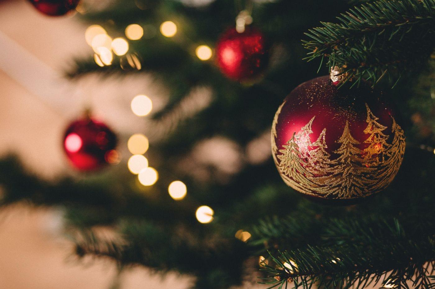Kerstpakket Kerstbal Gezond